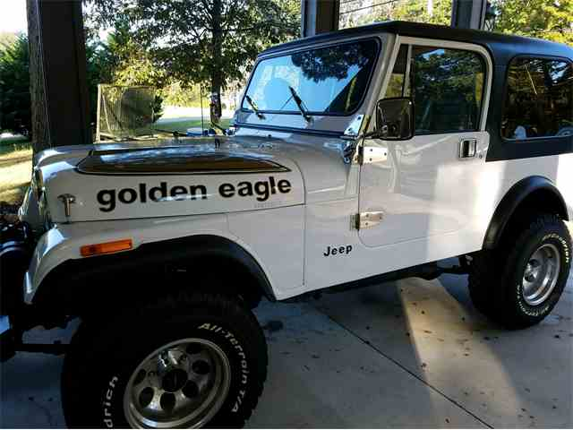 Picture of '82 CJ7 - MGN3