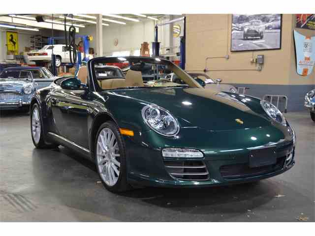 Picture of '10 Porsche 911 Carrera 4 Cabriolet located in NEW YORK Offered by Autosport Designs Inc - MGNA