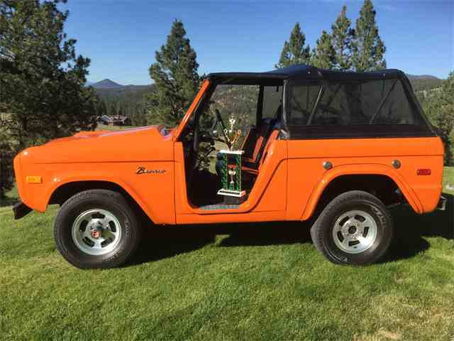 1969 Ford Bronco | 1048007