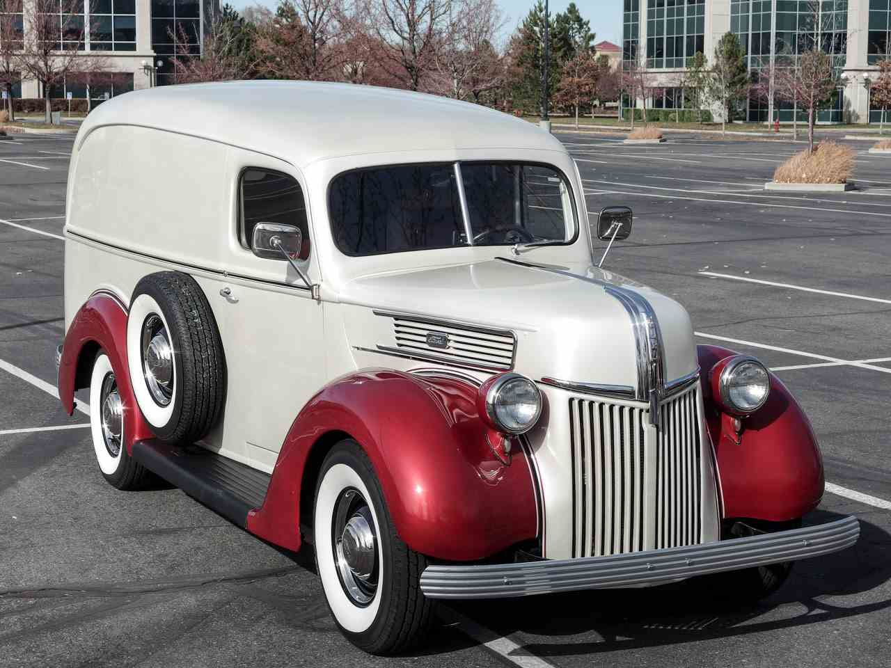 Ford Dealers Utah >> 1941 Ford Panel Truck for Sale | ClassicCars.com | CC-1048028