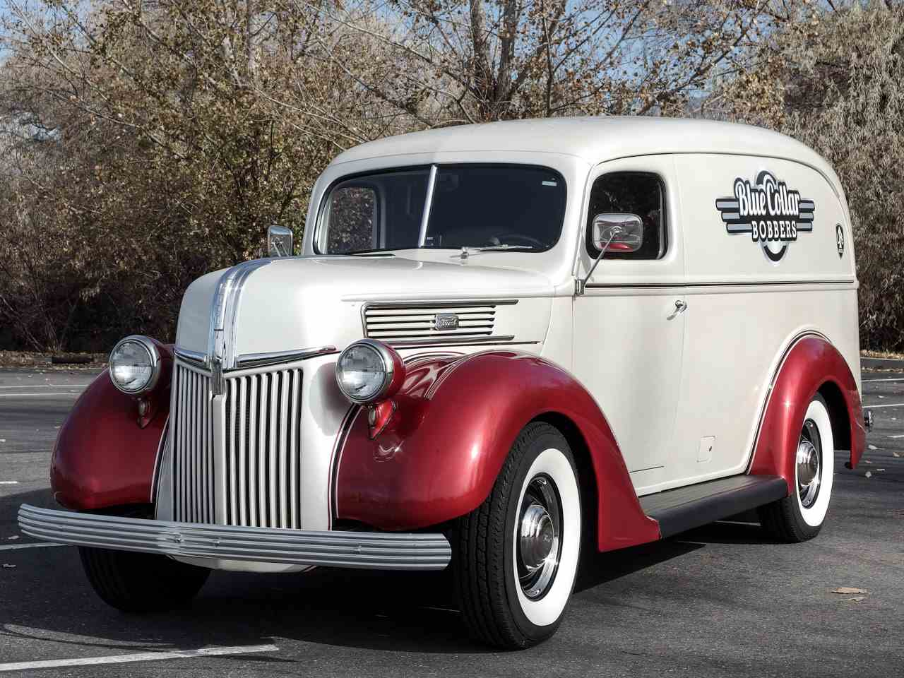 1941 Ford Panel Truck For Sale Autos Post F100 V8