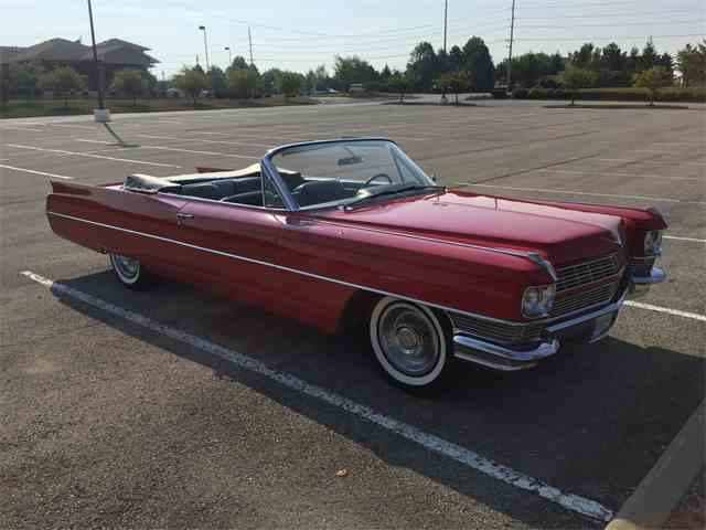 1964 Cadillac DeVille | 1040805