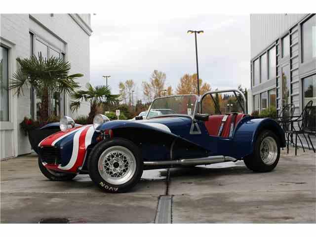 1962 Lotus Super Seven | 1048053