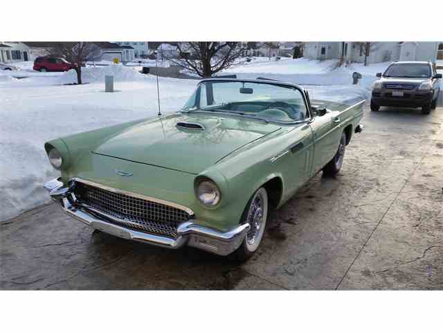 1957 Ford Thunderbird | 1040806
