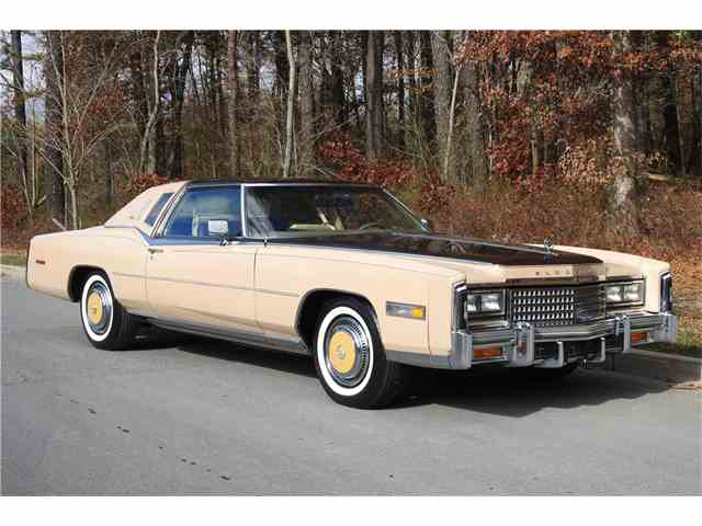 Picture of '78 Eldorado Biarritz - MGOS