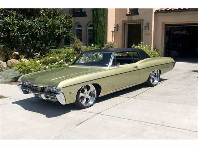 Picture of '68 Chevrolet Impala located in ARIZONA Offered by Barrett-Jackson Auctions - MGOV
