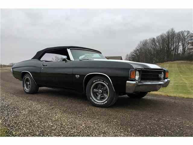 Picture of '72 Chevelle SS - MGOW