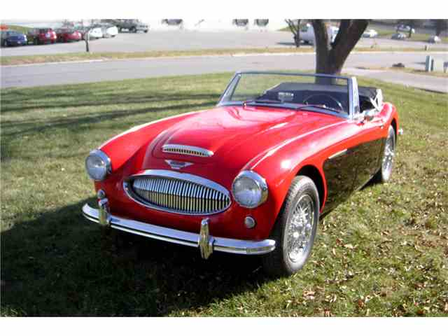 1965 Austin-Healey 3000 Mark III BJ8 | 1048073