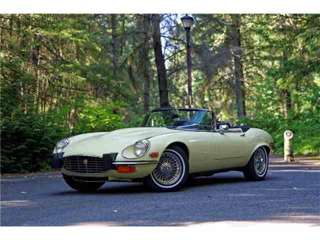 1974 Jaguar XKE | 1048075
