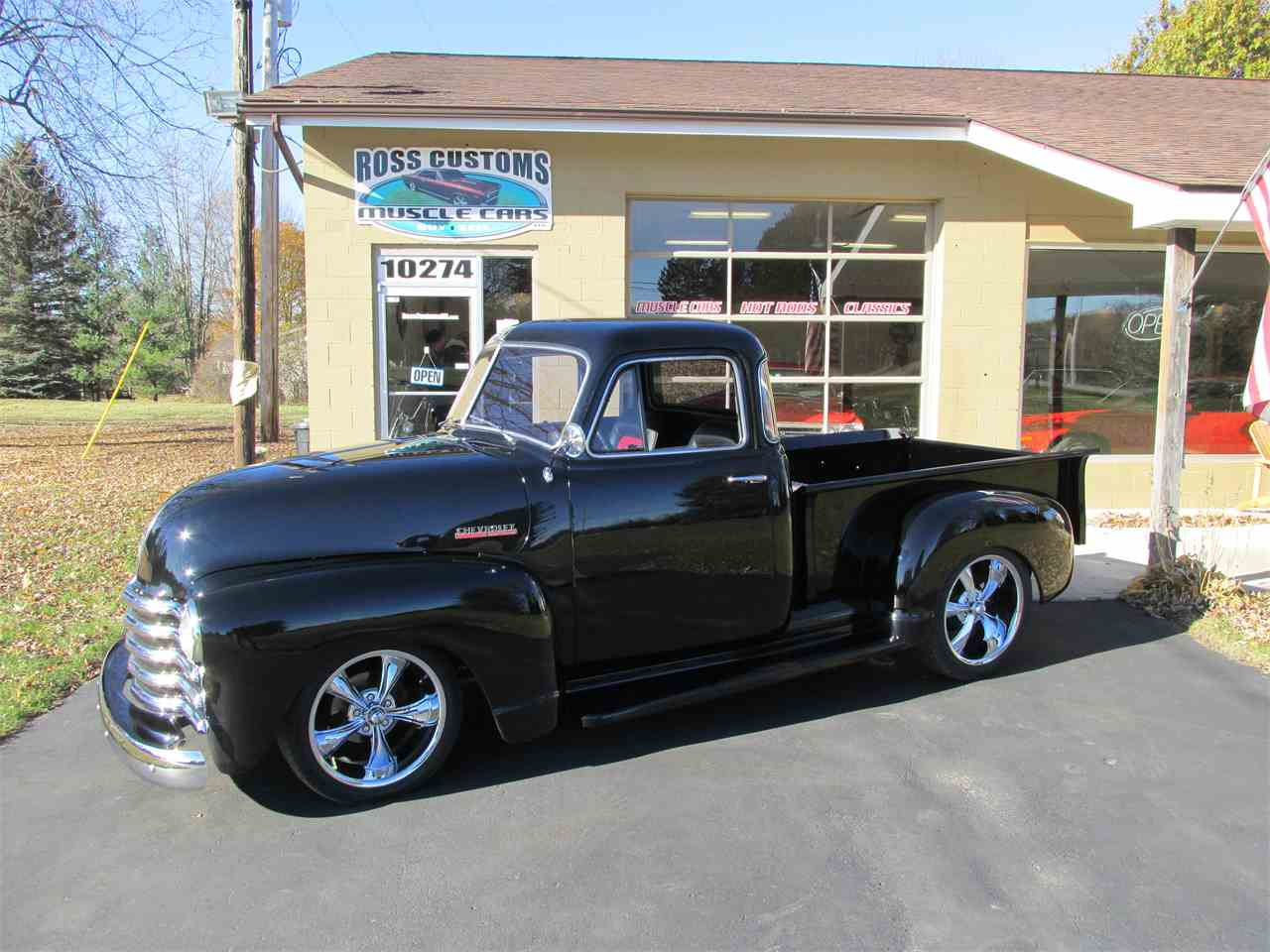 1950 Chevrolet 5 Window Pickup For Sale Classiccars Com