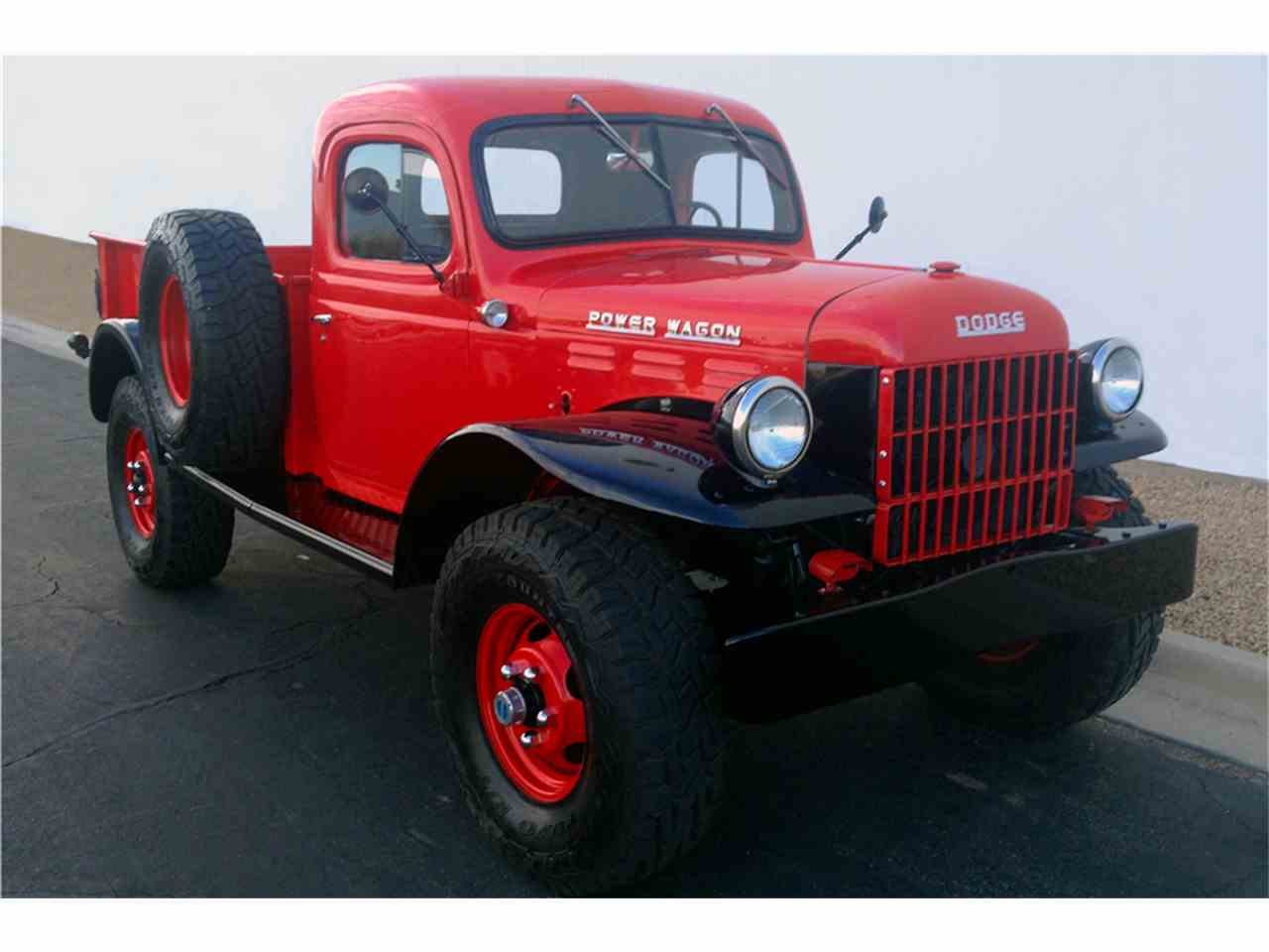 1947 dodge 1 2 ton pickup for sale cc for Motor vehicle department scottsdale