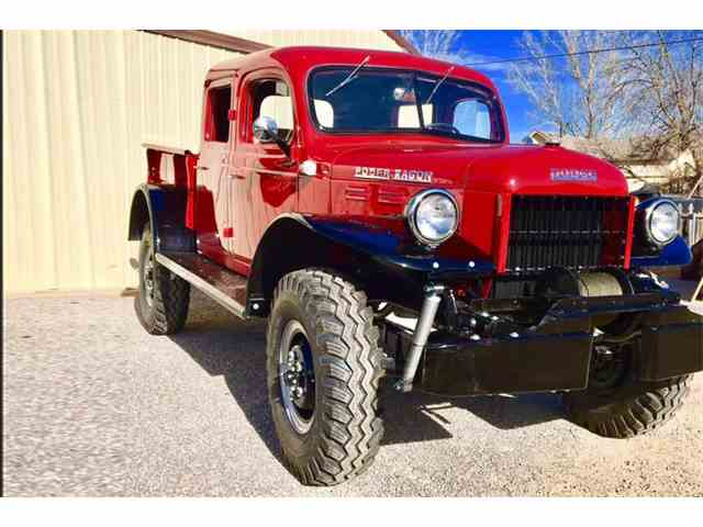 1954 Dodge Power Wagon | 1048086