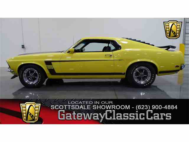 1969 Ford Mustang   1048087