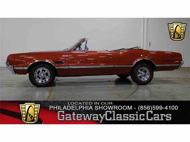 Picture of 1966 Oldsmobile 442 located in West Deptford New Jersey Offered by Gateway Classic Cars - Philadelphia - MGPK