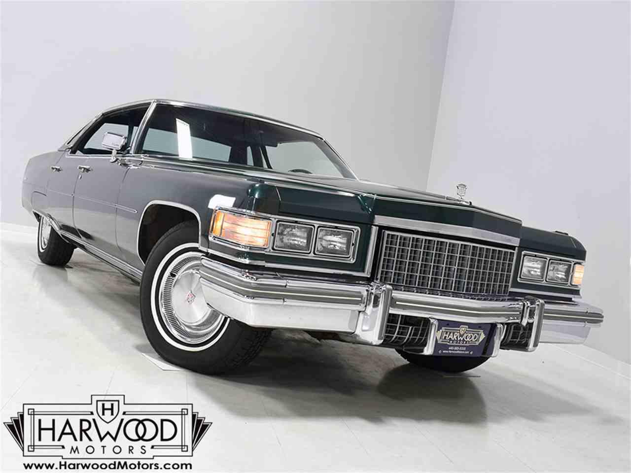 1976 Cadillac DeVille for Sale - CC-1040809