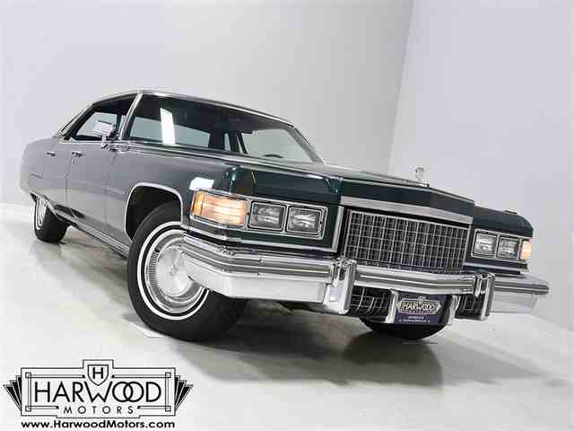 Picture of '76 Cadillac DeVille - $19,900.00 - MB3D