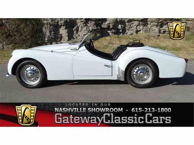 1960 Triumph TR3 | 1048093