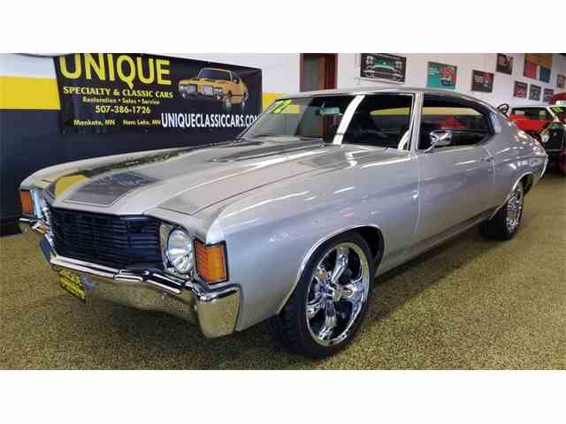 Picture of '72 Chevelle    2dr Hardtop - MGPY
