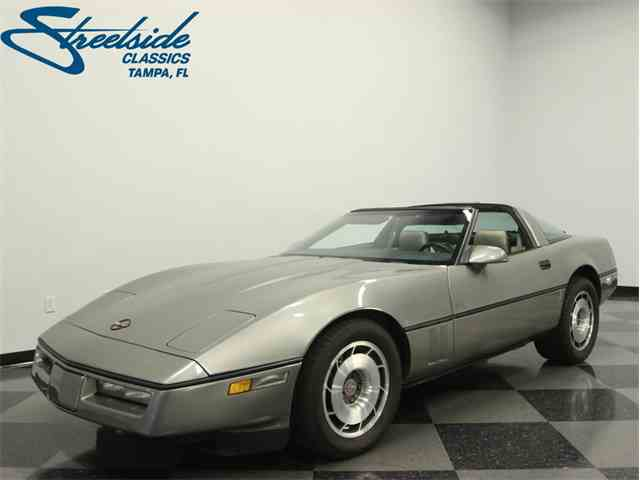 Picture of '87 Chevrolet Corvette located in Lutz Florida Offered by Streetside Classics - Tampa - MGPZ