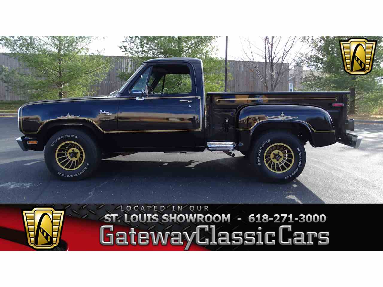 Large Picture of '78 D150 - MGQ6