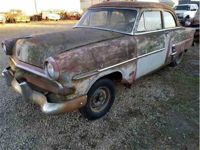 1953 Ford Customline 2dr Post | 1048111