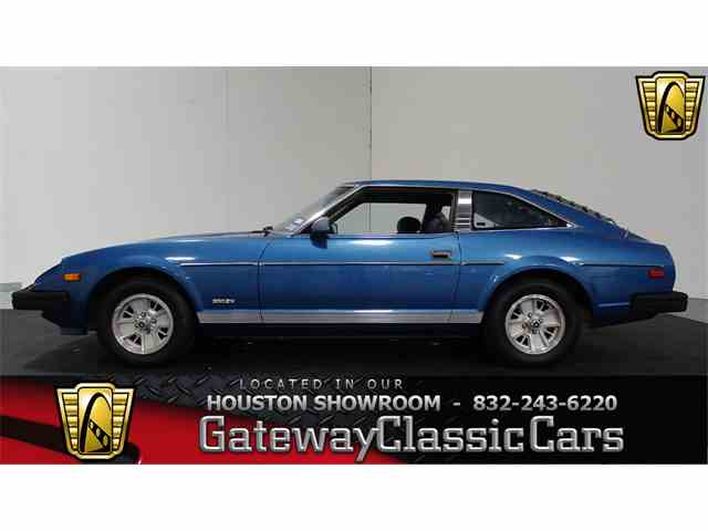 Picture of '81 Datsun 280ZX located in Texas - $9,995.00 Offered by Gateway Classic Cars - Houston - MGQA