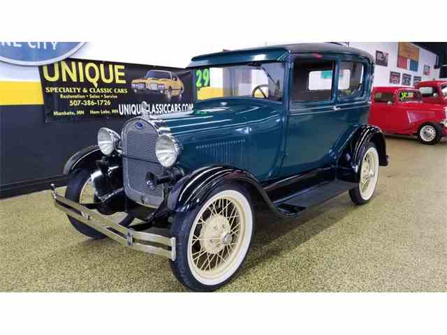 Picture of '29 Model A - MGQC