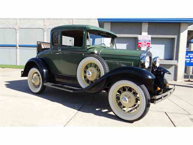 1930 Ford Model A | 1040812