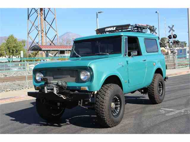 Picture of '67 Scout - MGQH
