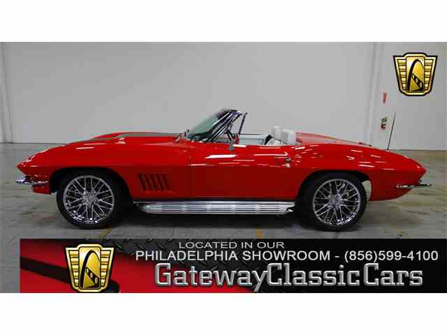 Picture of 1967 Chevrolet Corvette located in West Deptford New Jersey - $160,000.00 - MGQS