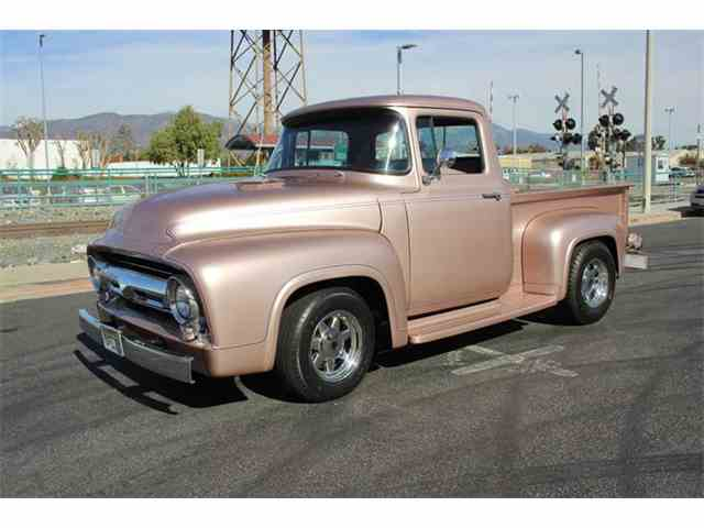 Picture of '56 F100 - MGQU