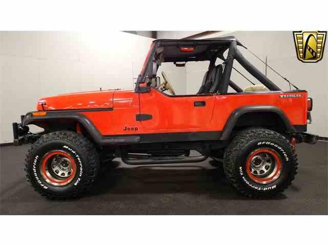 1989 Jeep Wrangler | 1048137