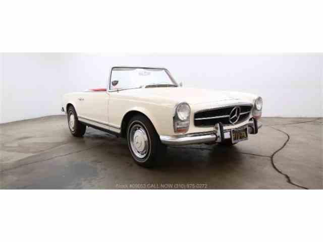 1965 Mercedes-Benz 230SL | 1048144
