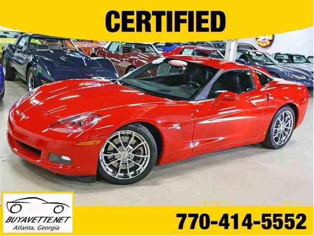 Picture of '06 Corvette - MGR7