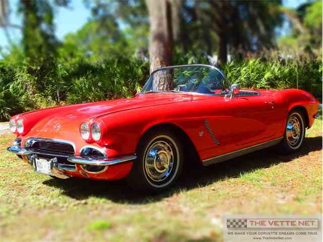 Picture of Classic '62 Chevrolet Corvette located in Sarasota Florida - $49,995.00 - MGRF