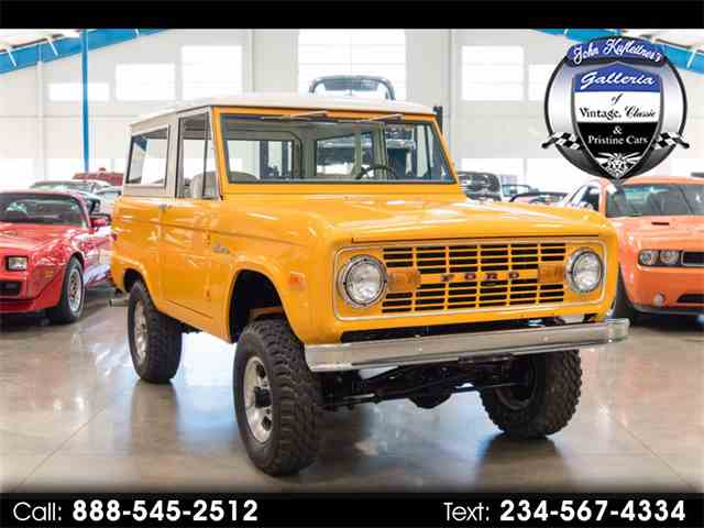 1975 Ford Bronco | 1048163