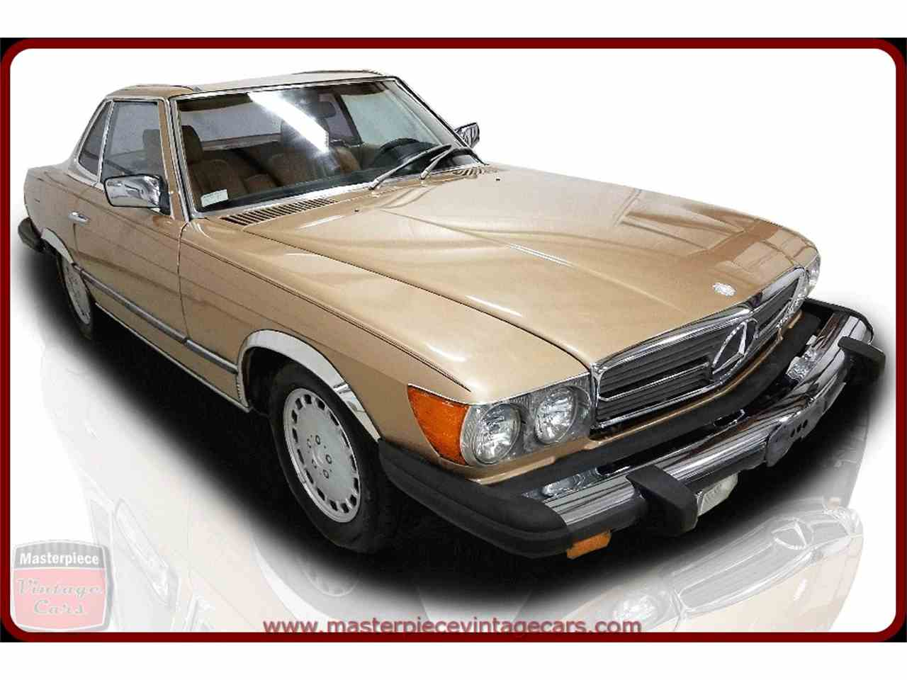 1983 Mercedes-Benz 380SL for Sale - CC-1040817