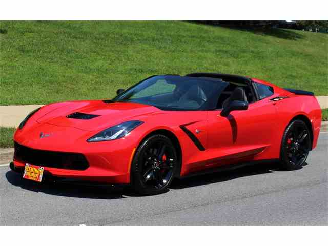 Picture of '14 Corvette - MGRV