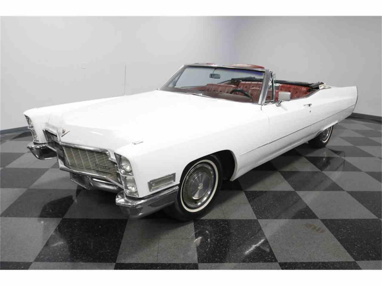 1968 Cadillac DeVille for Sale | ClassicCars.com | CC-1048194