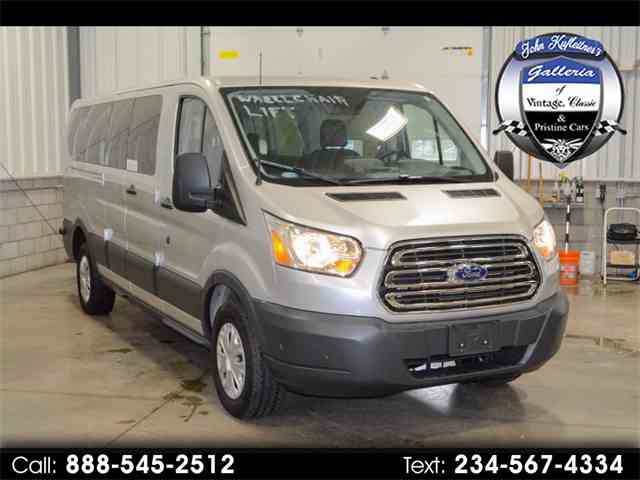 Picture of '16 Transit Wagon - MGSP