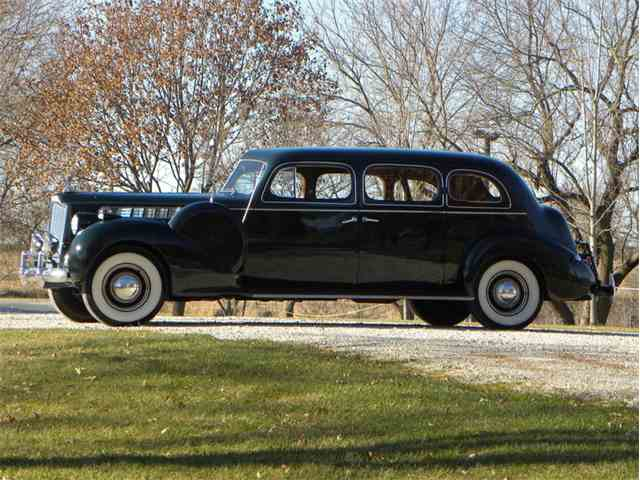 Picture of '40 18th Series 1808 7 Passenger Touring Sedan - MGSQ