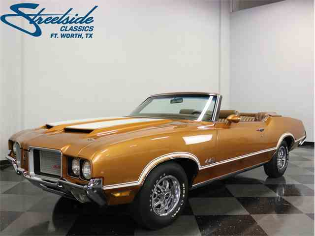 1972 Oldsmobile Cutlass Supreme 442 Convertible | 1048210