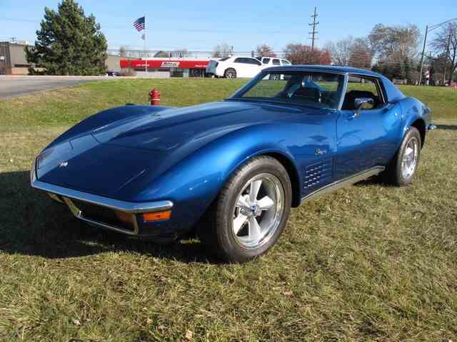 Picture of '72 Corvette - MGT4