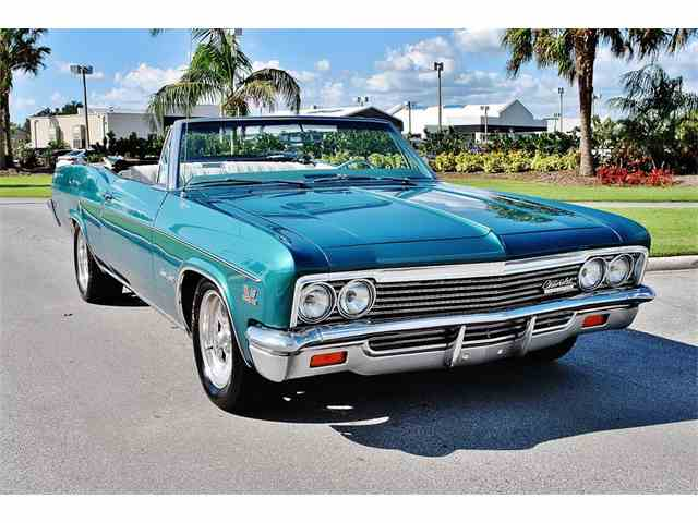 Picture of '66 Impala - MGTA