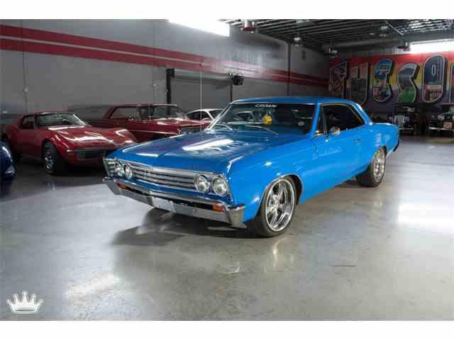 1967 Chevrolet Malibu | 1048232