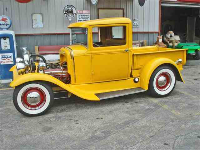 1931 Ford Hot Rod | 1048237