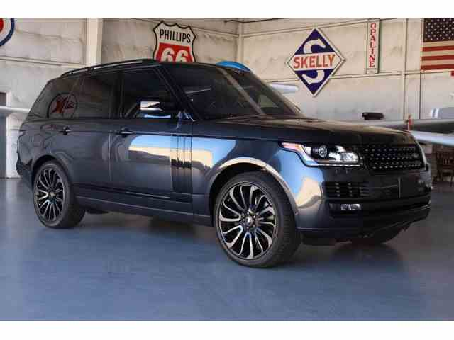 Picture of 2017 Range Rover Offered by eCarLink - MGTS