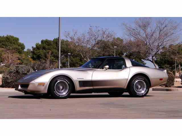 Picture of '82 Corvette - MGU2