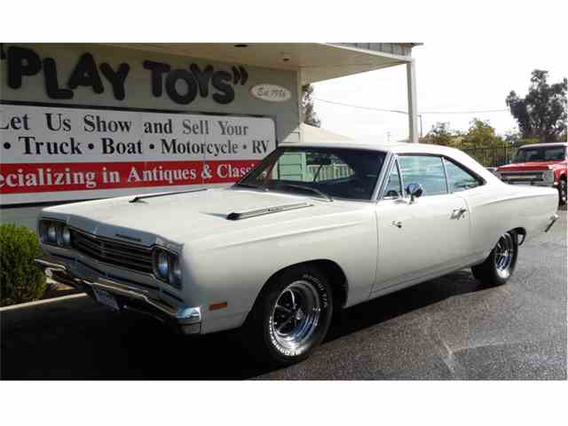 Picture of 1969 Plymouth Satellite Offered by Play Toys Classic Cars - MB3U