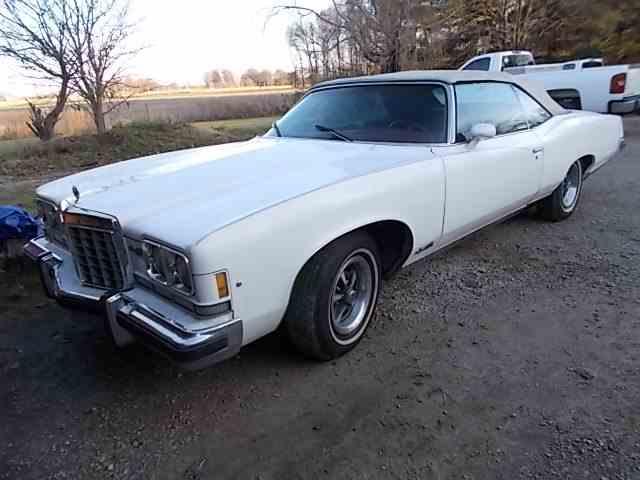 1974 Pontiac Grand Ville | 1048262